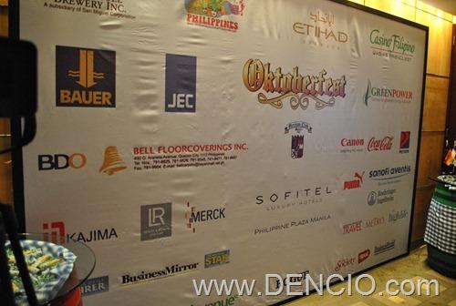 Sofitel Manila Oktoberfest 2011 12