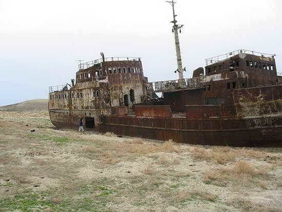 Aral_Sea-KAZAKHSTAN