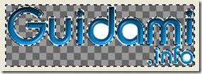 GIMP immagine con sfondo trasparente