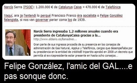 socialista de vertat González