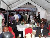 – Des opposants, lors de la rencontre avec Etienne Tshisekedi. Radio Okapi/ Ph. John Bompengo