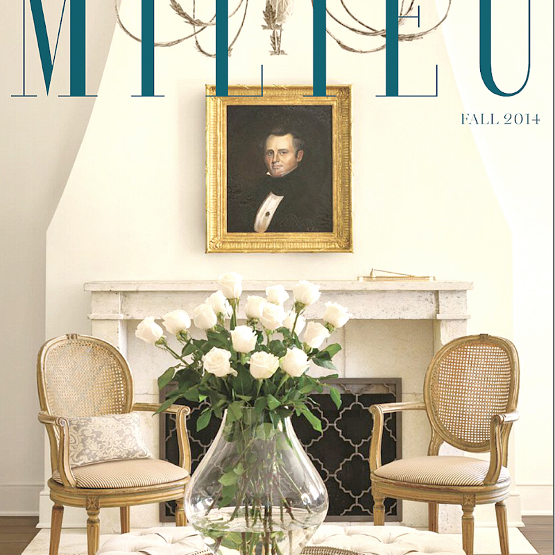 Milieu Magazine–The Fall 2014 Issue