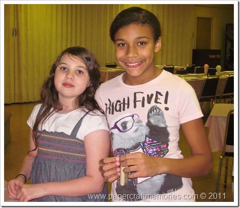 Keandra & Brooke