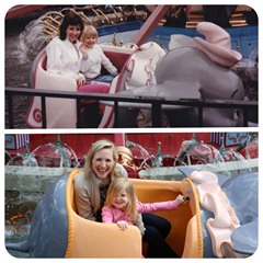 disney- dumbo- now & then