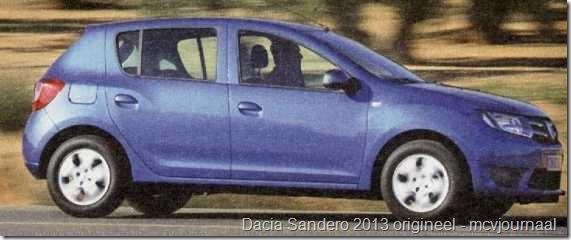 Folie Dacia Sandero Stepway 06