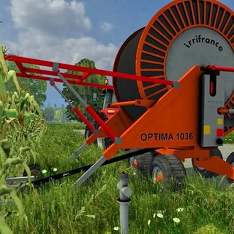 Farming simulator 2013 - Irrigation pack v 2.0
