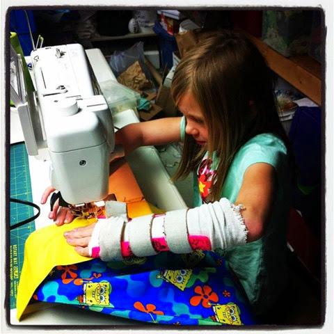 cedi sewing