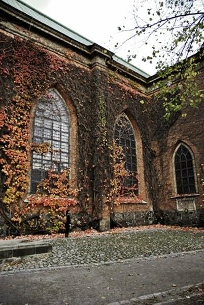 Pipe & Klara kyrka
