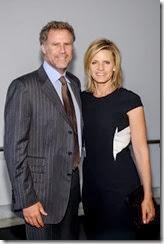 Will Ferrell & Viveca Paulin Ferrell