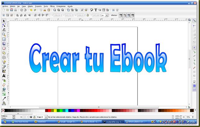 texto plastico con inkscape4