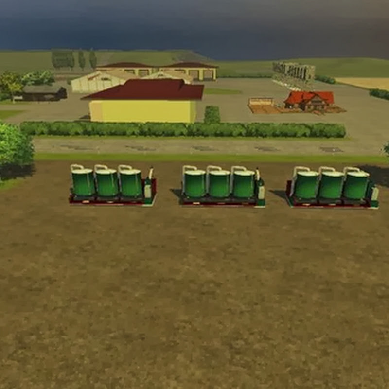Farming simulator 2013 - Region of Kansas v 1.6