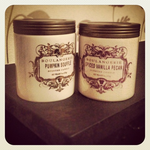 #319 - Anthropologie candles