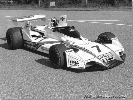 Alfa Romeo Brabham Formula 11