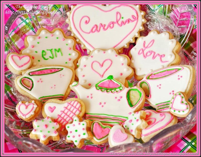 tea & heart cookies 009
