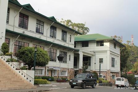 rizal park baguio city hall 5