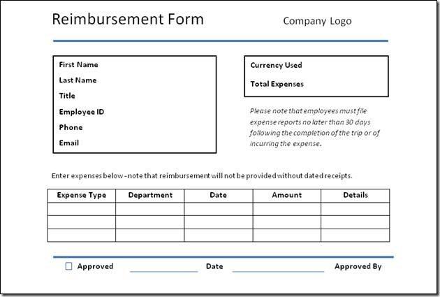Altova Blog Data Exchange for the Mobile Workforce – Reimbursement Form