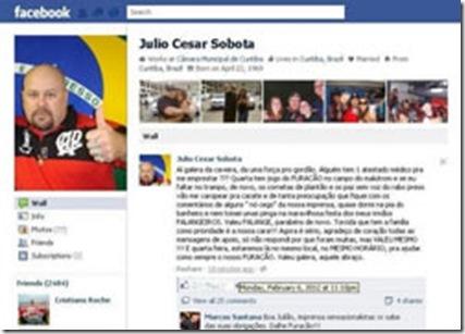 Facebook-vereador