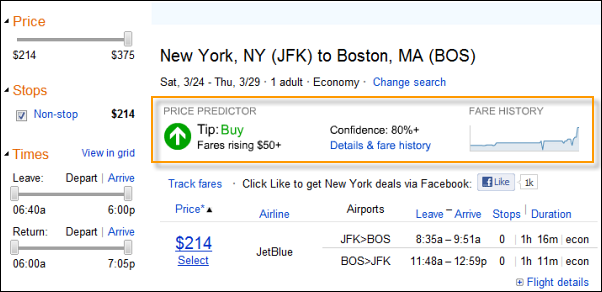 Bing Travel Indicator : Bing travel the most overlooked flight search and