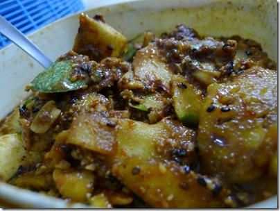 fruit rojak