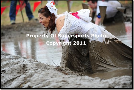 mud pit capture