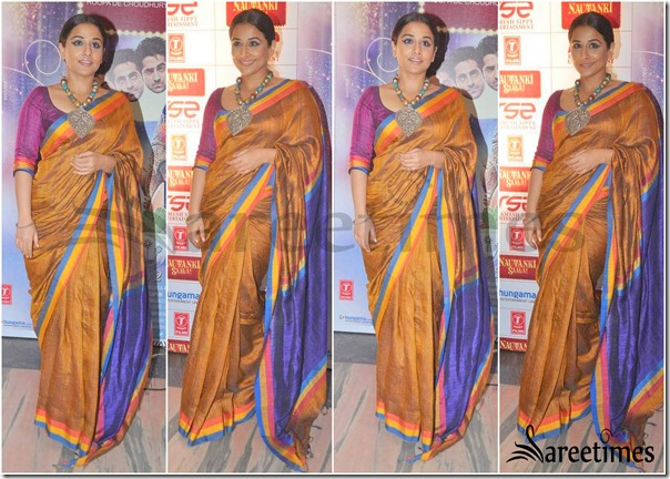 Vidya_Balan_Saree