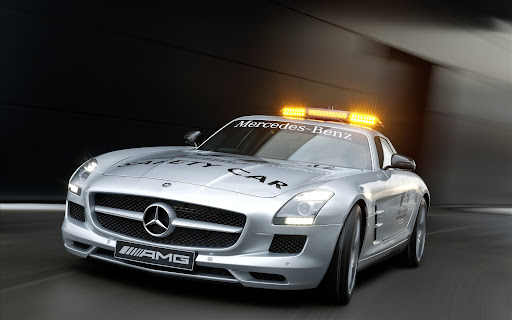 Benz Sls Amg F1 Safety Car