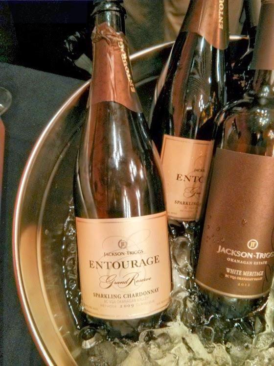 Jackson-Triggs Entourage Sparkling Chardonnay