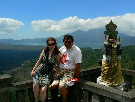 Bali trip: visiting Batur