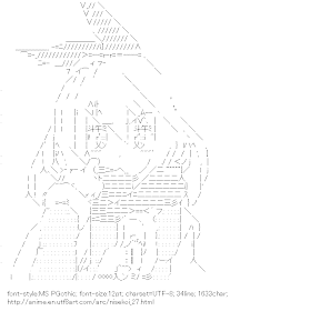 [AA]Kirisaki Chitoge (Nisekoi)
