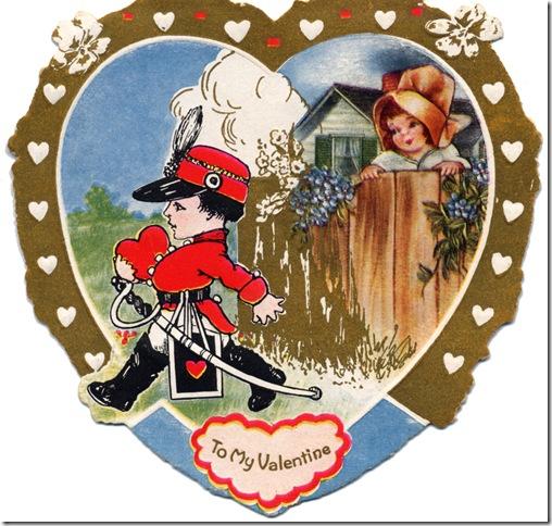 old valentines #119