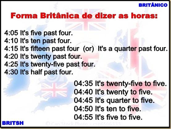 BRITSH