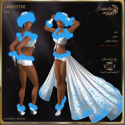 DANIELLE Christine Ice'