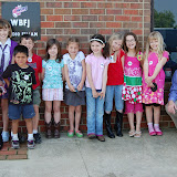 WBFJ Station Tour -  Homeschool Group - 4-3-12