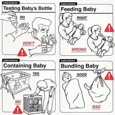 How not to handle baby 1 Kopie 2