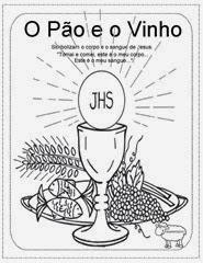 pao e vinho na pascoa