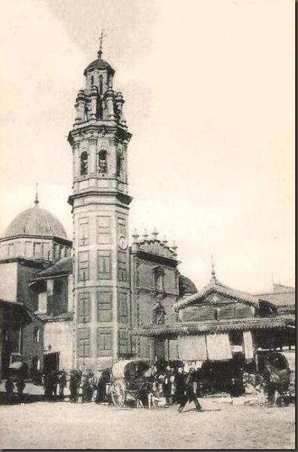 torre de san valero ca 1910