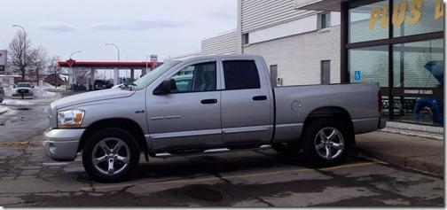Ryans new truck!
