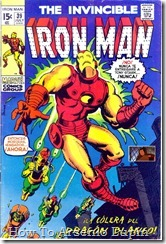P00183 - El Invencible Iron Man #39