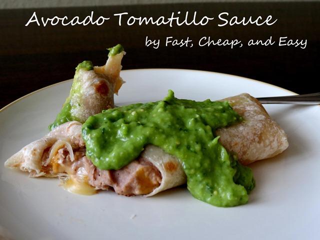 avocado tomatillo dip sauce 2