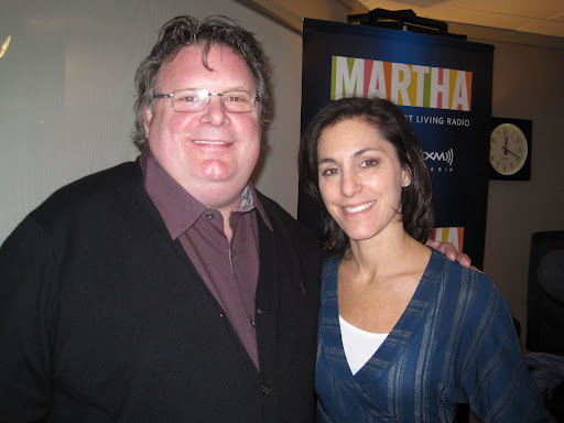 David Burke and Betsy Karetnick.