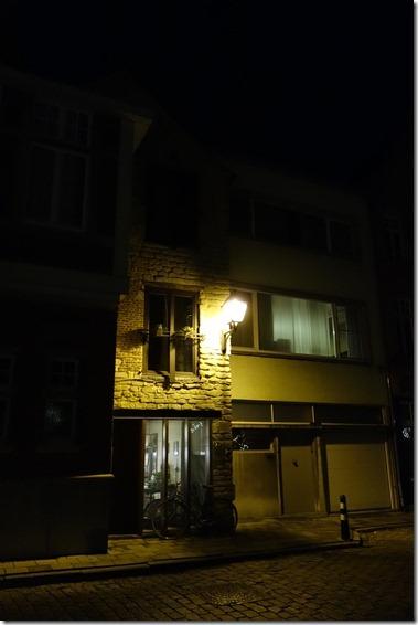 リールで一番古い家