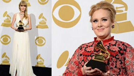 List Pemenang Anugrah Grammy Awards 2013