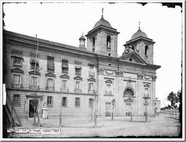 1870 Palacio del Temple