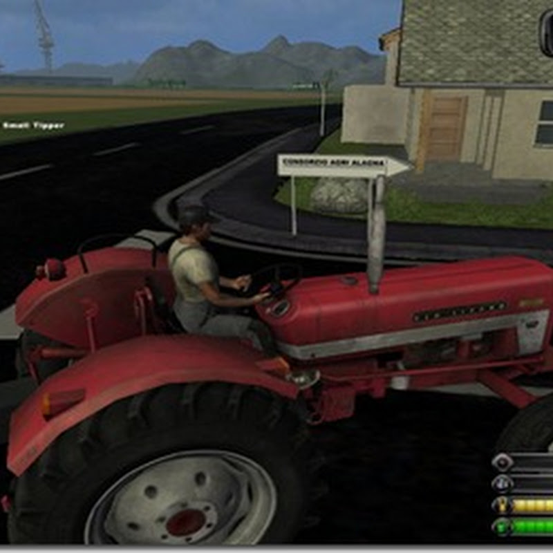 Farming simulator 2011–AlagnaMapV2 Mod (Italian Map)