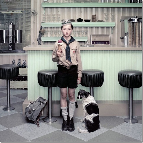 Erwin Olaf_-_THE_ICE_CREAM_PARLOUR