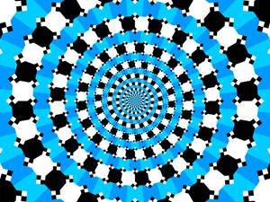 Голубая спираль