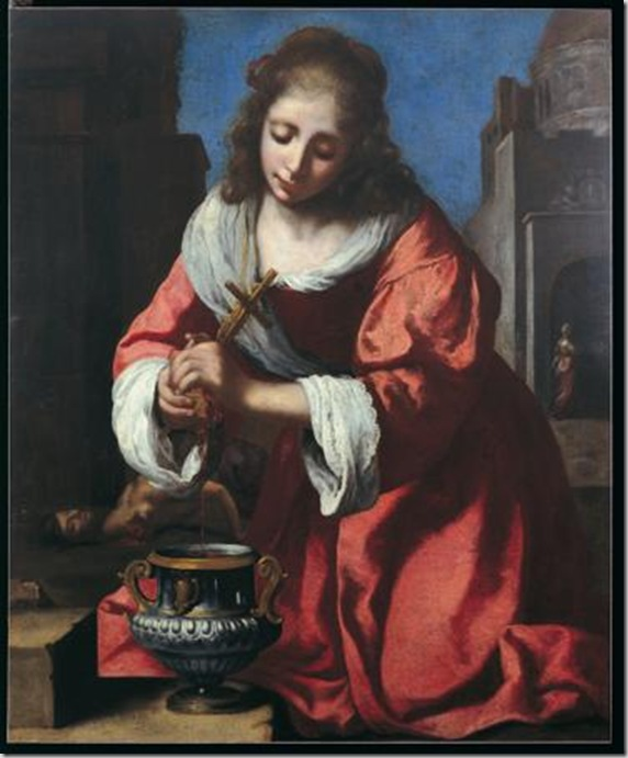Santa Prassede, 1655  - BPJ Holding Corporation, The Barbara Piasecka Johnson Collection Foundation