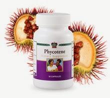 Фикотен / Phycotene