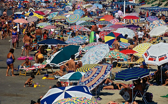 Platja de Llevant. Salou, Tarragonès, Tarragona 1997