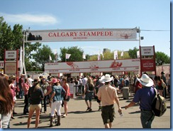 9272 Alberta Calgary - Calgary Stampede 100th Anniversary